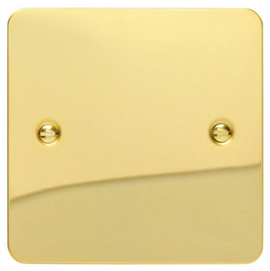 Varilight Ultraflat Polished Brass